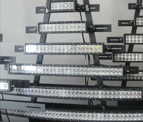 all size curve light bar